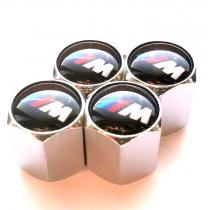 Ozdobné kryty na ventily s logom BMW M