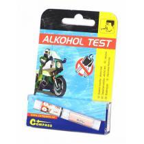 Detekná trubička - alkohol test Compass