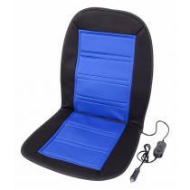 Vyhrievaný poťah sedadla Ladder 12V modrý Compass