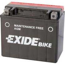Exide Bike AGM 12V 12Ah YTX16-BS-1