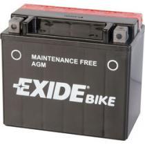 Exide Bike AGM 12V 6Ah YTX7A-4