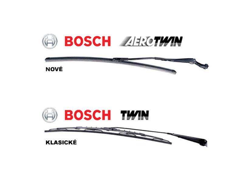 Sada stieračov Bosch Aerotwin