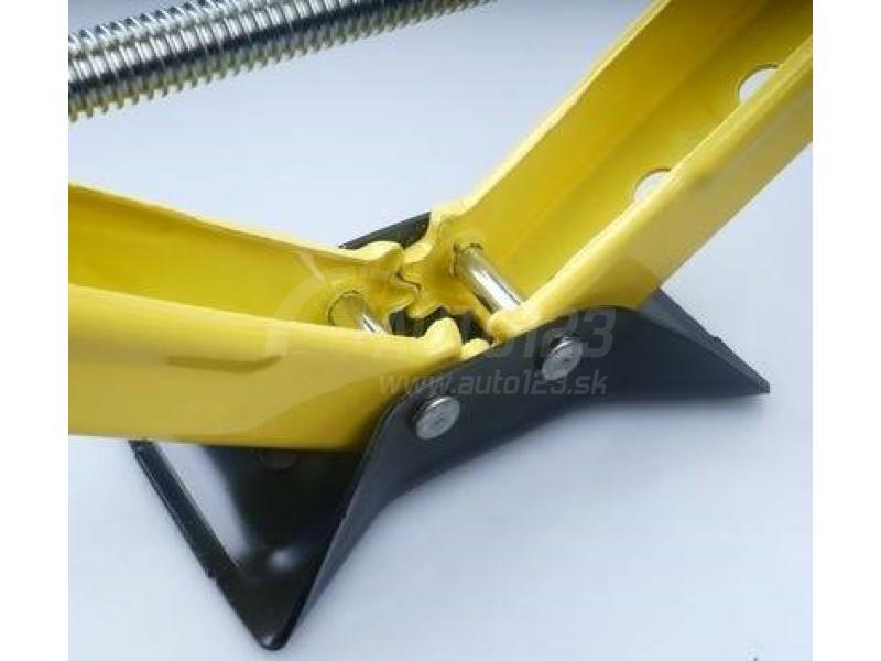 Nožnicový zdvihák 1,5T Dunlop