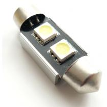 LED žiarovka 2xSMD 5050  32mm Canbus Sulfid Festoon