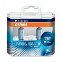 Osram Cool blue Intense H7 12V 55W PX26d 2ks