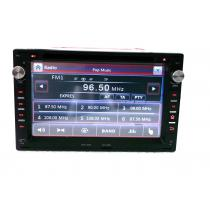 VW autorádio s 3D GPS, DVD, USB, SD, BLUETOOTH
