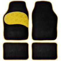 Autorohož Ledge textilná žltá