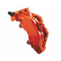 2K sprej Foliatec - farba na brzdové strmene 400ml oranžová