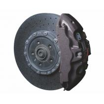 Farba na brzdové strmene Foliatec metalická karbónová