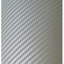 Karbonova folia - Strieborná