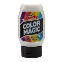 Autovosk Turtle Wax Color Magic Plus 500ml biela