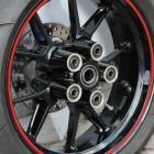 Dizajnový pásik na kolesá Foliatec