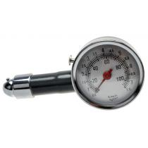Tlakomer chrómová 7,5 BAR Automax