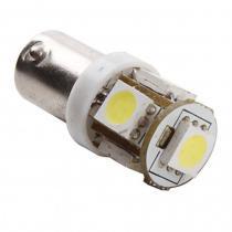 Autožiarovka BA 9s 5X LED 24V
