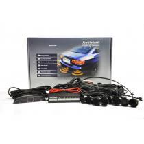 Parkovacie senzory Vertex XD-368 LED