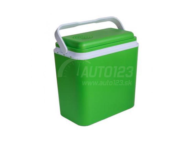 12V/23V 24L 48W Zelená Autochladnička 4cars