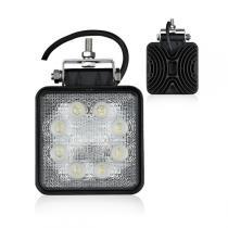 LED pracovné svetlo 8 LED 24W 10V-30V AutomaxLED pracovné svetlo 8 LED 24W 10V-30V Automax