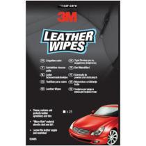 3M Leather Wipes - Utierky na kožu 25ks