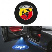 LED logo projektor Fiat Abarth