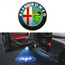 LED logo projektor Alfa Romeo