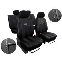 Autopoťahy Pok-Ter Leather Look GT Čierne