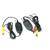 Bezdrôtový prijímač a vysielač pre video prenos
