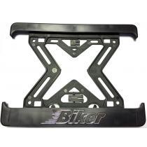 3D Podložka pod špz MOTO Biker