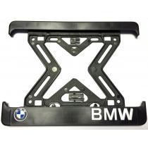 3D Podložka pod špz MOTO BMW