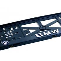 3D Podložka pod ŠPZ BMW 2ks