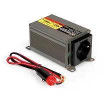 Menič napätia 12V - 220V  150W max 300W Lampa