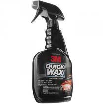 3M QUICK WAX - Rýchlovosk karnaubský 473ml