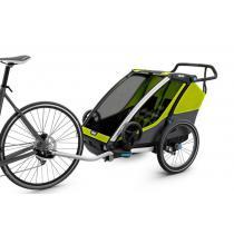 Detský vozík na bicykel Thule Chariot Cab 2