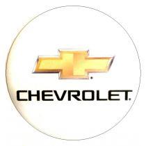 Samolepky na puklice Chevrolet