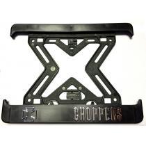 3D Podložka pod špz MOTO Chooper