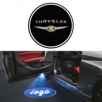 LED logo projektor Chrysler