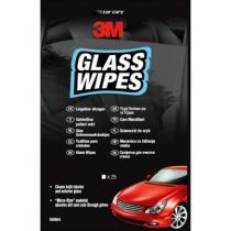 3M Glass wipes - Utierky na sklo 25ks