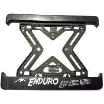 3D Podložka pod špz MOTO Enduro