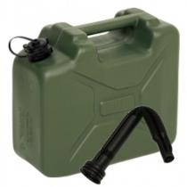 Kanister plast. 10L ARMY All Ride