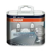 Osram 12V H1 55W Silverstar2 2ks