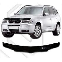 Plastový kryt kapoty BMW X3 E83 2003-2010