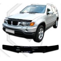 Plastový kryt kapoty BMW X5 E53 1999-2004