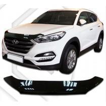 Plastový kryt kapoty Hyundai Tucson od 2015