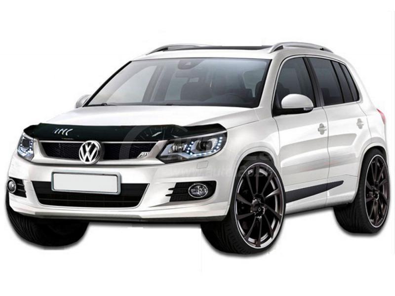 Plastový kryt kapoty VW Tiguan 2012–2016