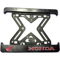 3D Podložka pod špz MOTO Honda