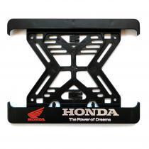 3D Podložka pod špz MOTO Honda DREAMS