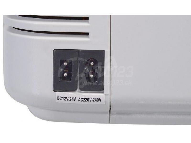 Chladiaci box 19l + display 220V/24V/12V DOUBLE Compass