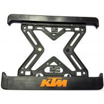 3D Podložka pod špz MOTO KTM