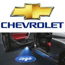 LED logo projektor Chevrolet