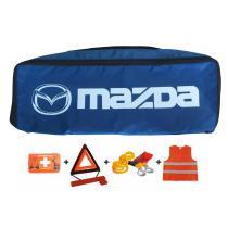 Taška povinnej výbavy Mazda modrá