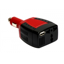 Menič napätia 12 V-230V-200W+USB